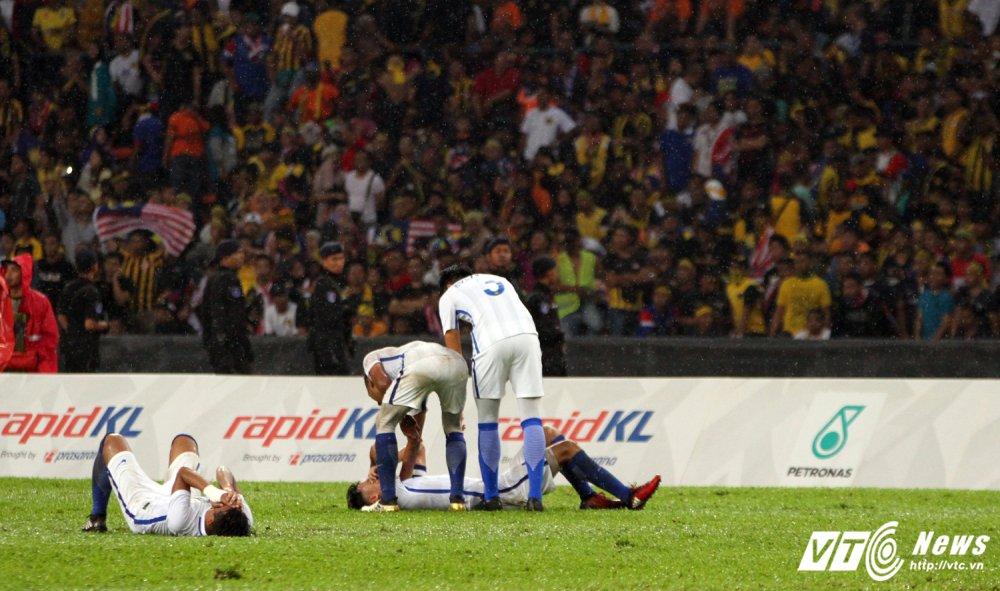 Truc tiep Malaysia vs Thai Lan - Chung ket bong da nam SEA Games 29 hinh anh 1