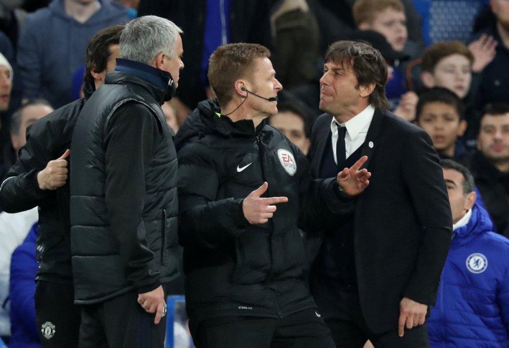 Mang Mourinho nho mon, Conte chang may may hoi han hinh anh 2