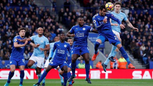 Truc tiep Leicester City vs Man City, Link xem Ngoai hang Anh 2017 hinh anh 2