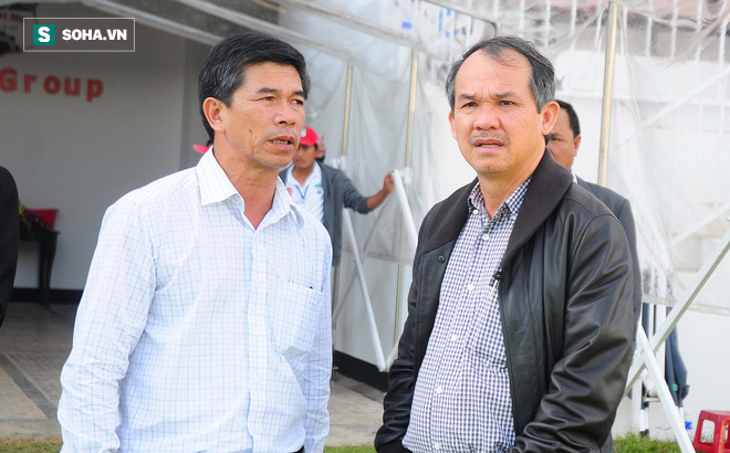 Bau Duc: 'Neu chi trich Cong Phuong thi dung goi len DT Viet Nam nua' hinh anh 1