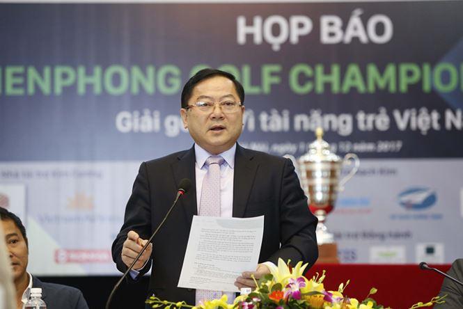 7 ty tien thuong cho giai Golf Tien Phong Championship 2017 hinh anh 1