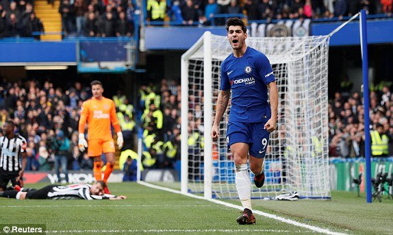 Truc tiep Chelsea vs Newcastle United, Link xem Ngoai hang Anh 2017 vong 15 hinh anh 2