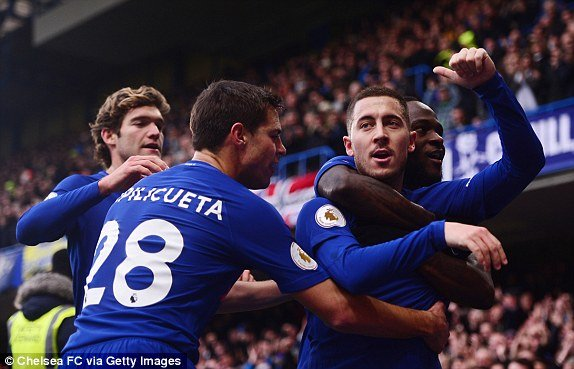 Truc tiep Chelsea vs Newcastle United, Link xem Ngoai hang Anh 2017 vong 15 hinh anh 1
