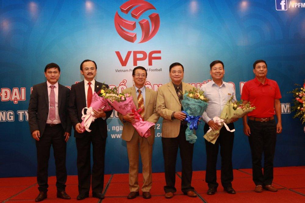 Bau Thang rut lui, ong Tran Anh Tu lam Chu tich HDQT VPF hinh anh 2