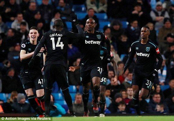 Truc tiep Man City vs West Ham, Link xem Ngoai hang Anh 2017 vong 15 hinh anh 2
