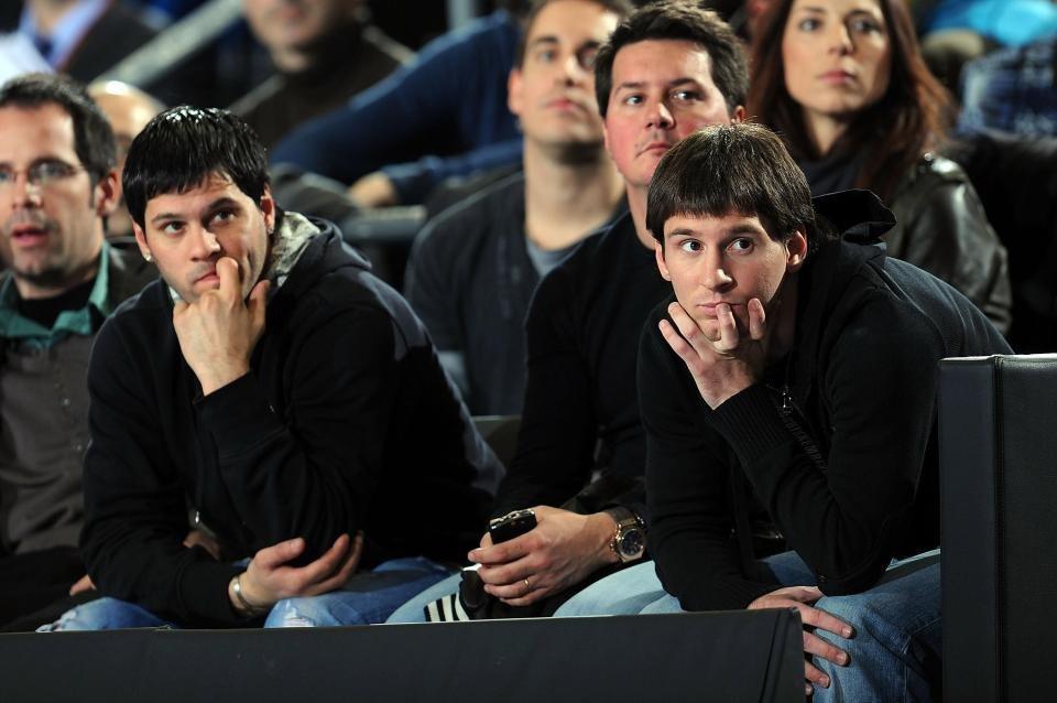Bat anh trai Messi: Tang tru sung, nghi thanh toan dam mau hinh anh 2