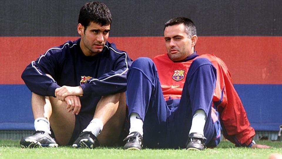 Pep Guardiola da cuop cong viec trong mo cua Mourinho the nao? hinh anh 2