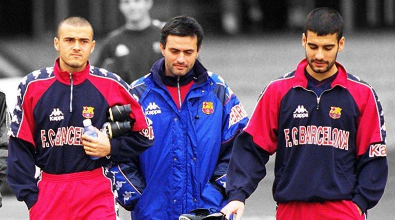 Pep Guardiola da cuop cong viec trong mo cua Mourinho the nao? hinh anh 1