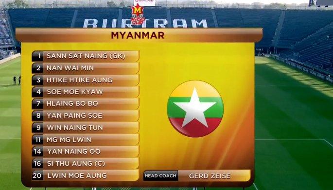 Xem video truc tiep U23 Viet Nam vs U23 Myanmar giai M150 Cup 2017 hinh anh 4