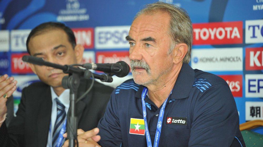 HLV U23 Myanmar them muon 'bo tu nguyen tu' cua U23 Viet Nam hinh anh 1