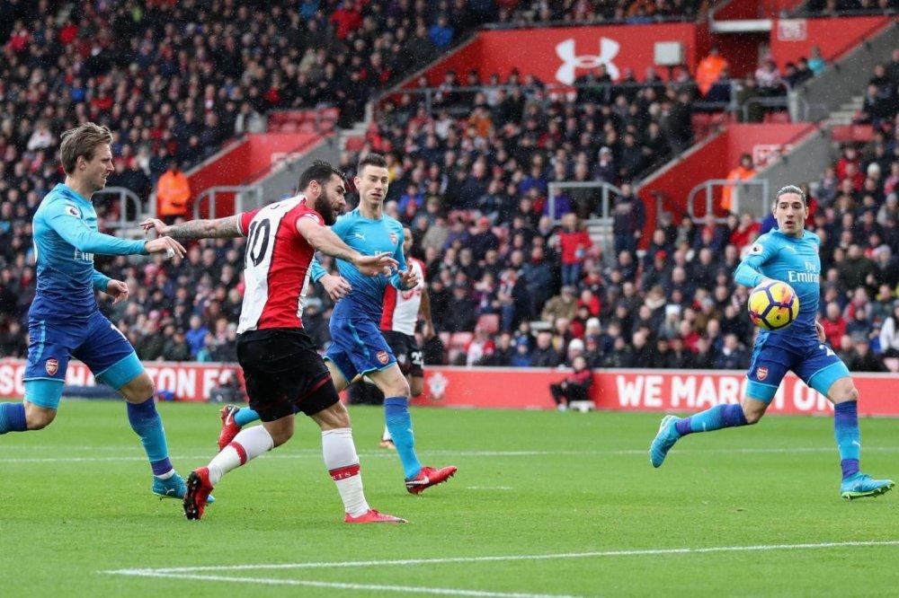 Xem truc tiep Southampton vs Arsenal vong 16 Ngoai Hang Anh 2017 hinh anh 4