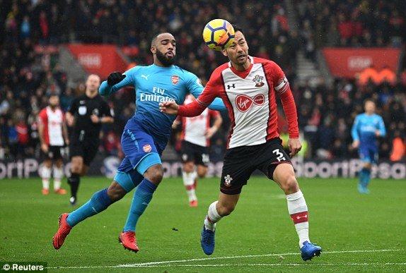Xem truc tiep Southampton vs Arsenal vong 16 Ngoai Hang Anh 2017 hinh anh 3