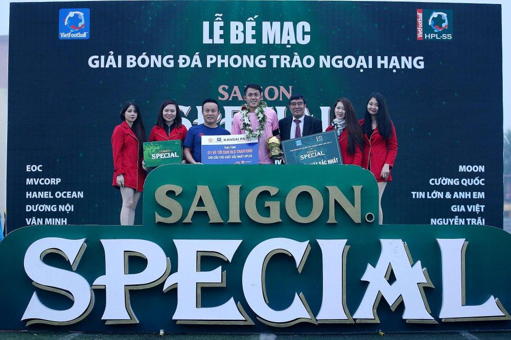 Tin lon & Anh em vo dich nghet tho Saigon Special Premier League mua 5 hinh anh 4