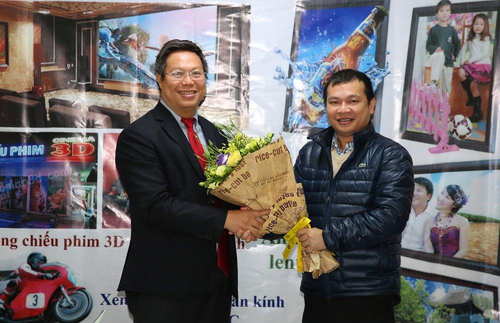 Giao luu truc tuyen: Cong nghe 3D 'made in Vietnam' hinh anh 8