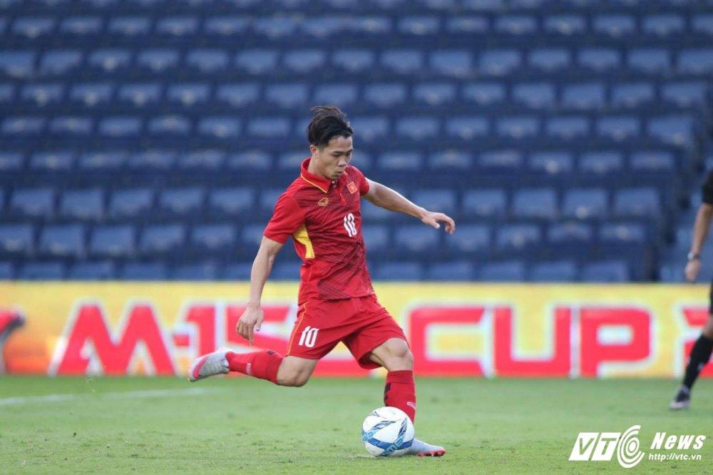 Xem truc tiep U23 Viet Nam vs U23 Uzbekistan giao huu M-150 2017 hinh anh 1