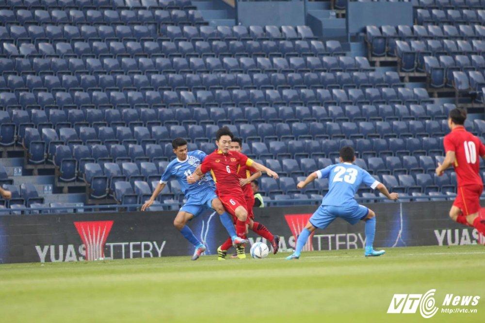Xem truc tiep U23 Viet Nam vs U23 Uzbekistan giao huu M-150 2017 hinh anh 6