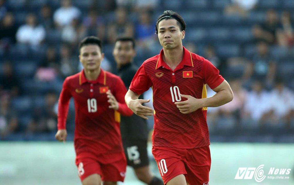 Cong Phuong lap cu dup, U23 Viet Nam danh bai U23 Thai Lan hinh anh 1