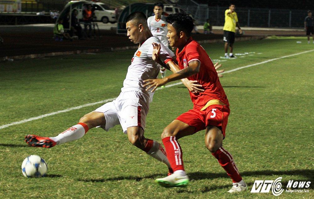 Xem video truc tiep U21 Viet Nam vs U21 Myanmar giai U21 quoc te hinh anh 2