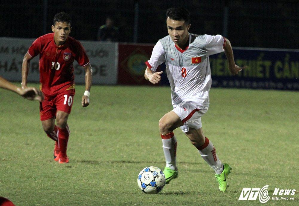 Xem video truc tiep U21 Viet Nam vs U21 Myanmar giai U21 quoc te hinh anh 1