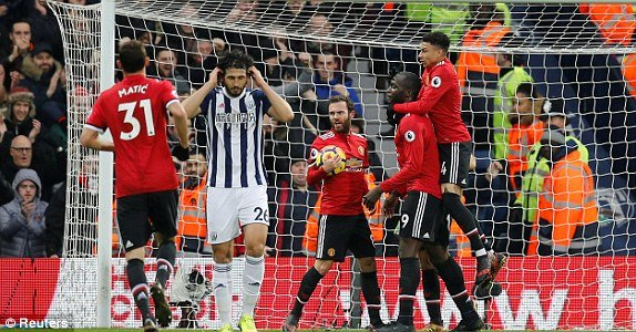 Truc tiep West Brom vs MU vong 18 Ngoai Hang Anh 2017 hinh anh 1