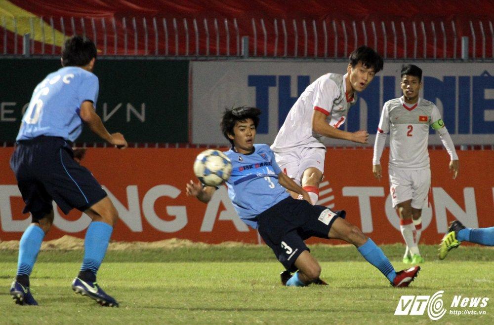 Chung ket U21 Viet Nam vs U21 Yokohama: Buoc nguoi Nhat phai ne hinh anh 1