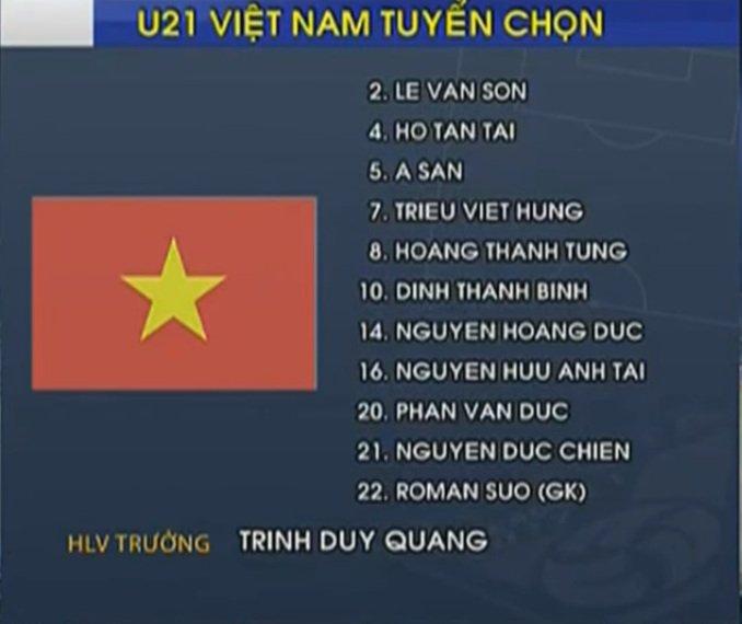 Xem video truc tiep U21 Viet Nam vs U21 Yokohama giai U21 quoc te 2017 hinh anh 6
