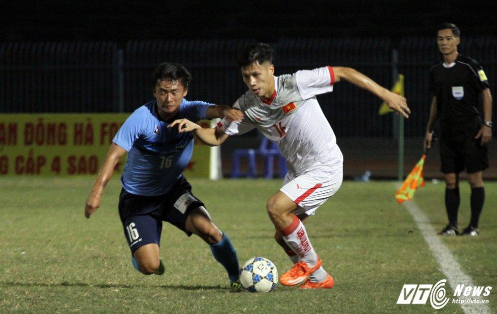 Xem video truc tiep U21 Viet Nam vs U21 Yokohama giai U21 quoc te 2017 hinh anh 5