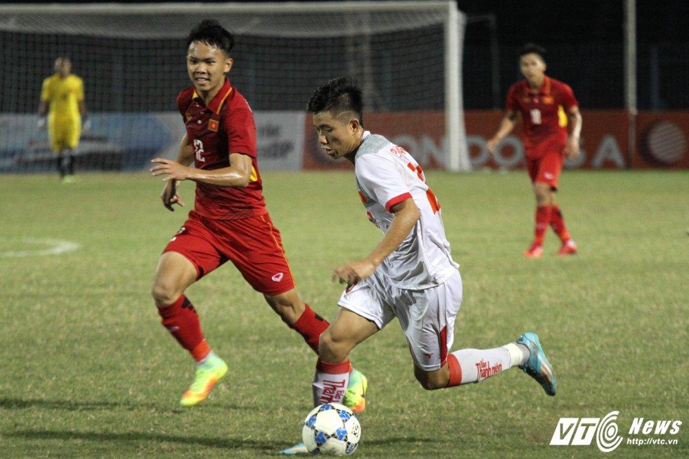 Video truc tiep tran giao huu U23 Viet Nam vs Ulsan Hyundai hinh anh 5