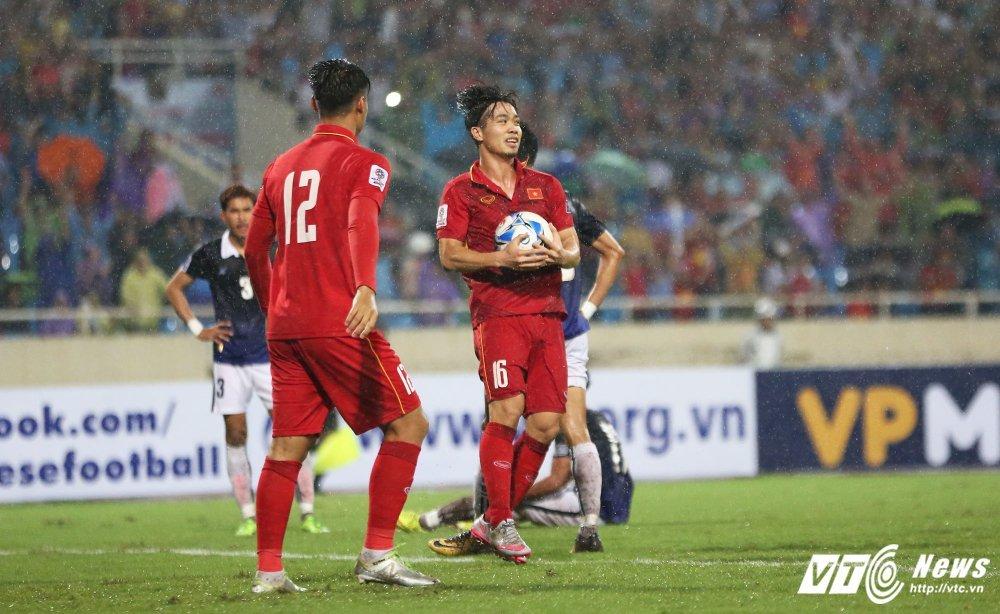 Bang xep hang FIFA thang 12/2017: Tuyen Viet Nam so 1 Dong Nam A hinh anh 1
