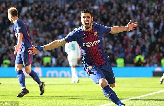 Truc tiep Real Madrid vs Barca, link xem bong da tran El Clasico 2017 hinh anh 3