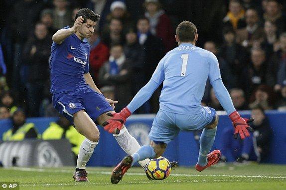 Truc tiep Chelsea vs Brighton, Link xem Ngoai hang Anh 2017 hinh anh 2