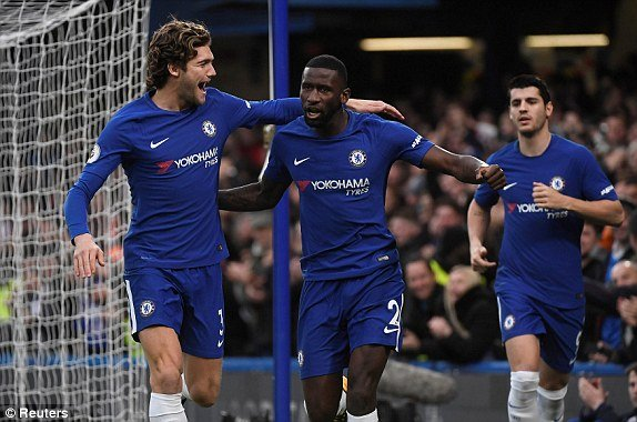 Truc tiep Chelsea vs Stoke City, Link xem Ngoai hang Anh 2017 vong 21 hinh anh 4