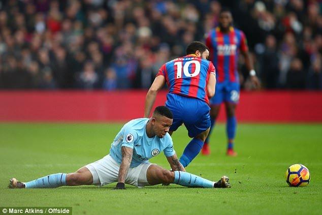 Video ket qua Crystal Palace 0-0 Man City: Cu soc dem giao thua hinh anh 2