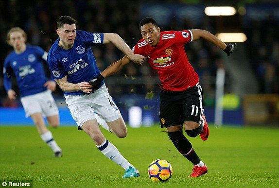 Truc tiep Everton vs MU, Link xem Ngoai hang Anh 2017 vong 22 hinh anh 4