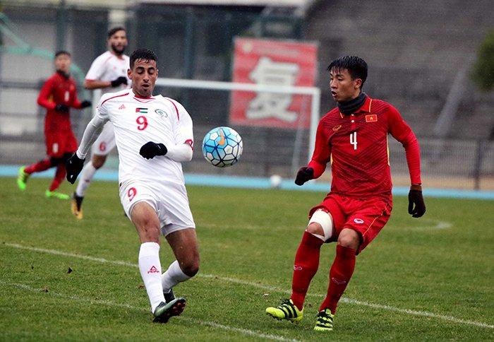 Ket qua tran U23 Viet Nam vs U23 Palestine ty so hoa 1-1 hinh anh 4