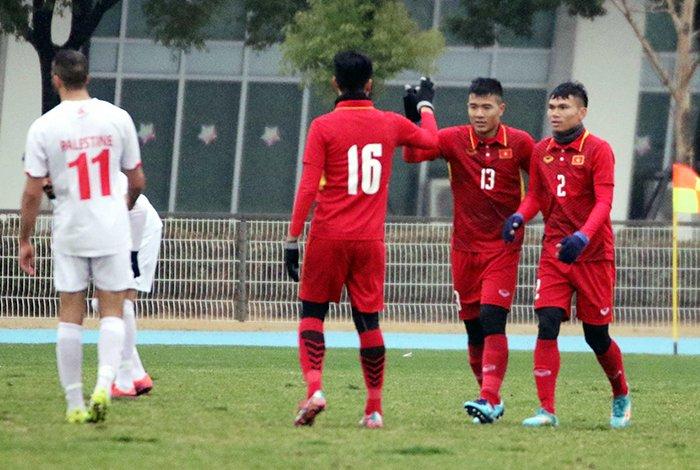 Ket qua tran U23 Viet Nam vs U23 Palestine ty so hoa 1-1 hinh anh 2