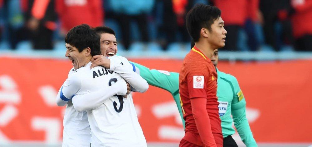 U23 Trung Quoc thua sat nut, doi dien nguy co bi loai hinh anh 1