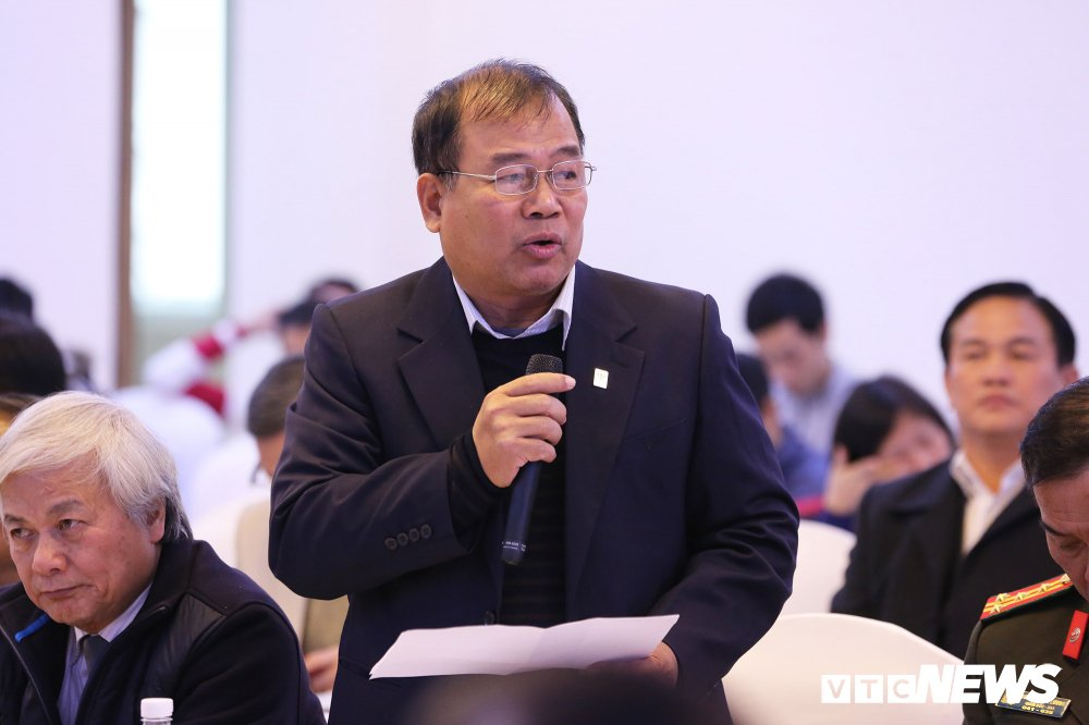 Truong Ban ky luat VFF: 'Chung toi lam hoan toan dung, khong sai bao gio' hinh anh 1