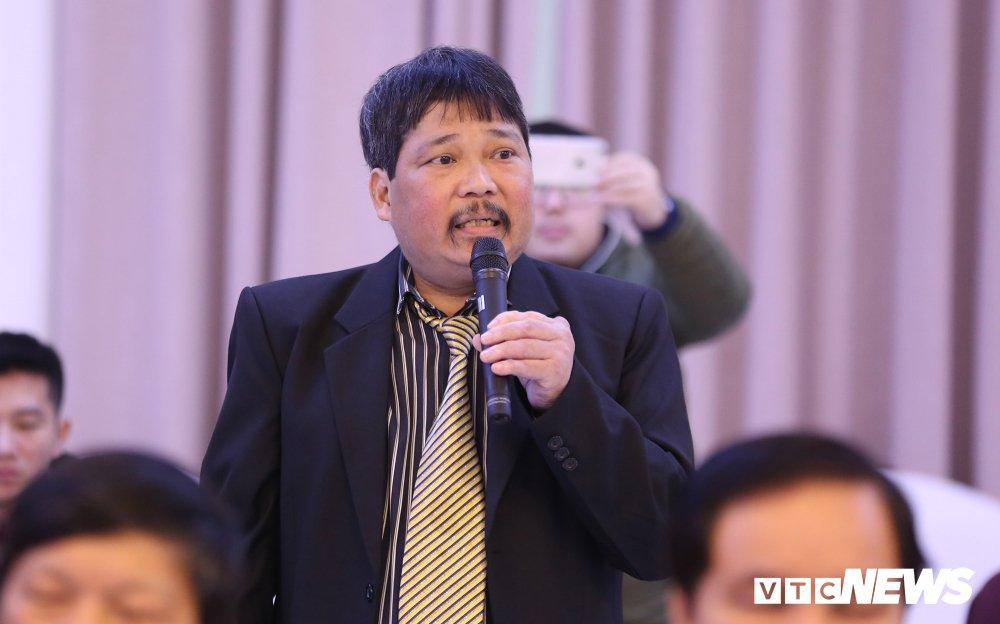 Truong ban trong tai VFF: Khong bao che cho con trai, bong da Viet Nam qua phuc tap hinh anh 1