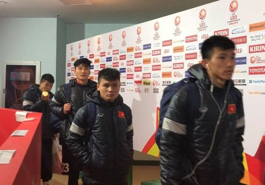 U23 Viet Nam binh than sau chien thang lich su truoc U23 Australia hinh anh 1