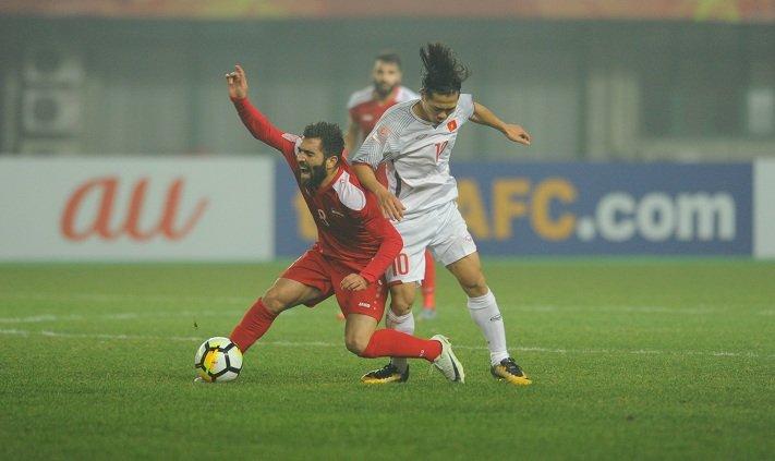 Chu tich VFF Le Hung Dung chuc mung ky tich cua U23 Viet Nam hinh anh 1