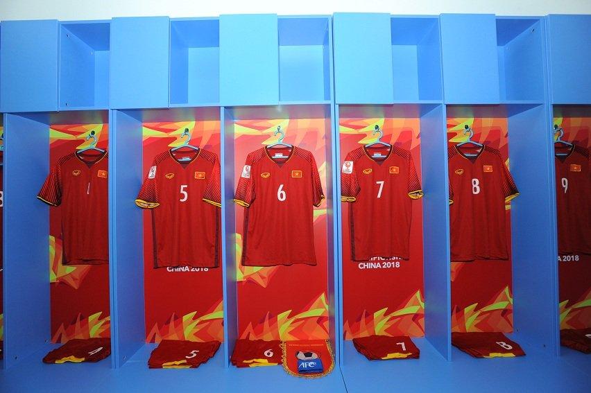 Truc tiep U23 Viet Nam vs U23 Iraq, Link xem tu ket U23 chau A 2018 hinh anh 6