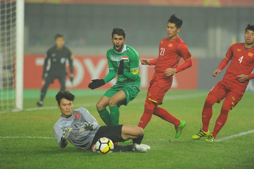 BLV Quang Huy: U23 Viet Nam da dat den dang cap chau A hinh anh 1