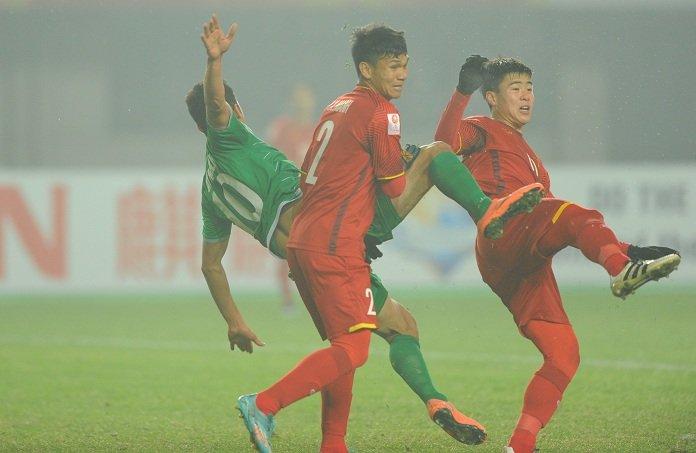 Truc tiep U23 Viet Nam vs U23 Iraq, Link xem tu ket U23 chau A 2018 hinh anh 5