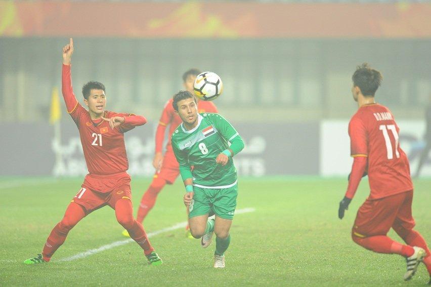 Truc tiep U23 Viet Nam vs U23 Iraq, Link xem tu ket U23 chau A 2018 hinh anh 2