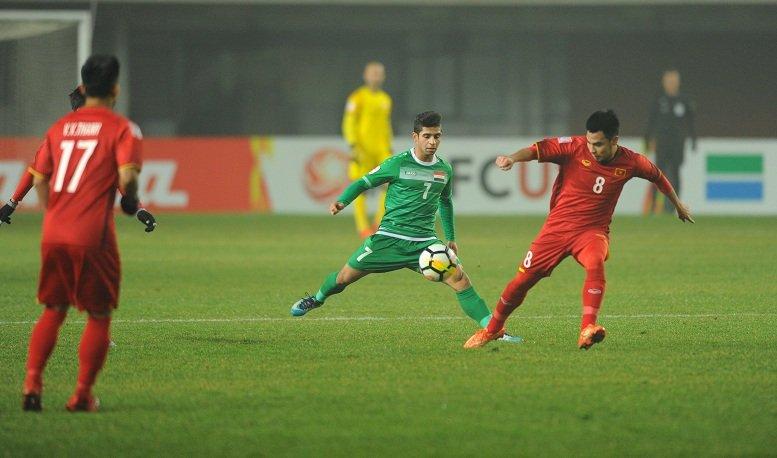 Truc tiep U23 Viet Nam vs U23 Iraq, Link xem tu ket U23 chau A 2018 hinh anh 1