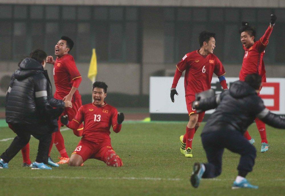 'U23 Viet Nam cu da the, cac doi chau A se rat kho thang' hinh anh 2