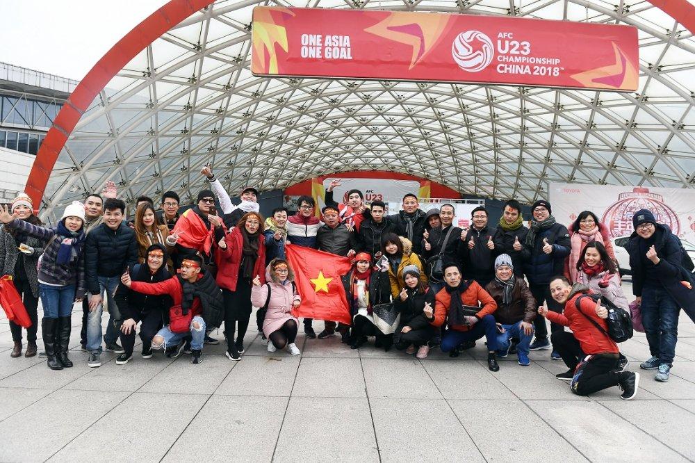 Ket qua U23 Viet Nam vs U23 Qatar: Hap dan tran ban ket U23 Chau A hinh anh 8