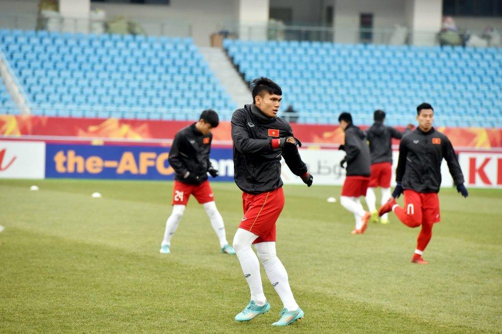 Ket qua U23 Viet Nam vs U23 Qatar: Hap dan tran ban ket U23 Chau A hinh anh 5