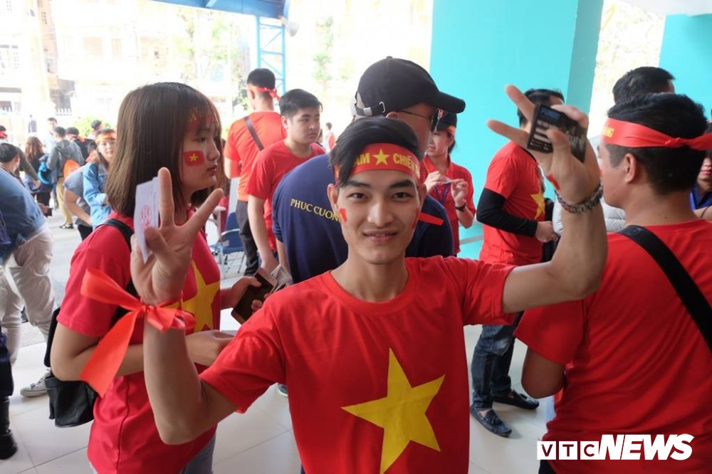 Ket qua U23 Viet Nam vs U23 Qatar: Hap dan tran ban ket U23 Chau A hinh anh 13